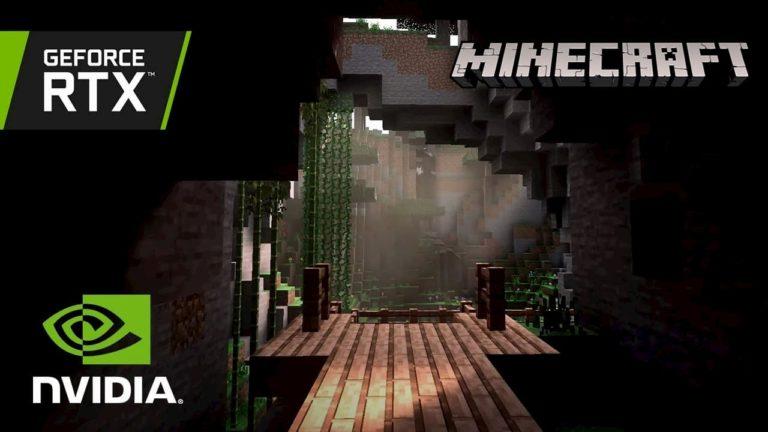 Minecraft RTX, así se instala la impresionante mejora gráfica con traytracing del juego