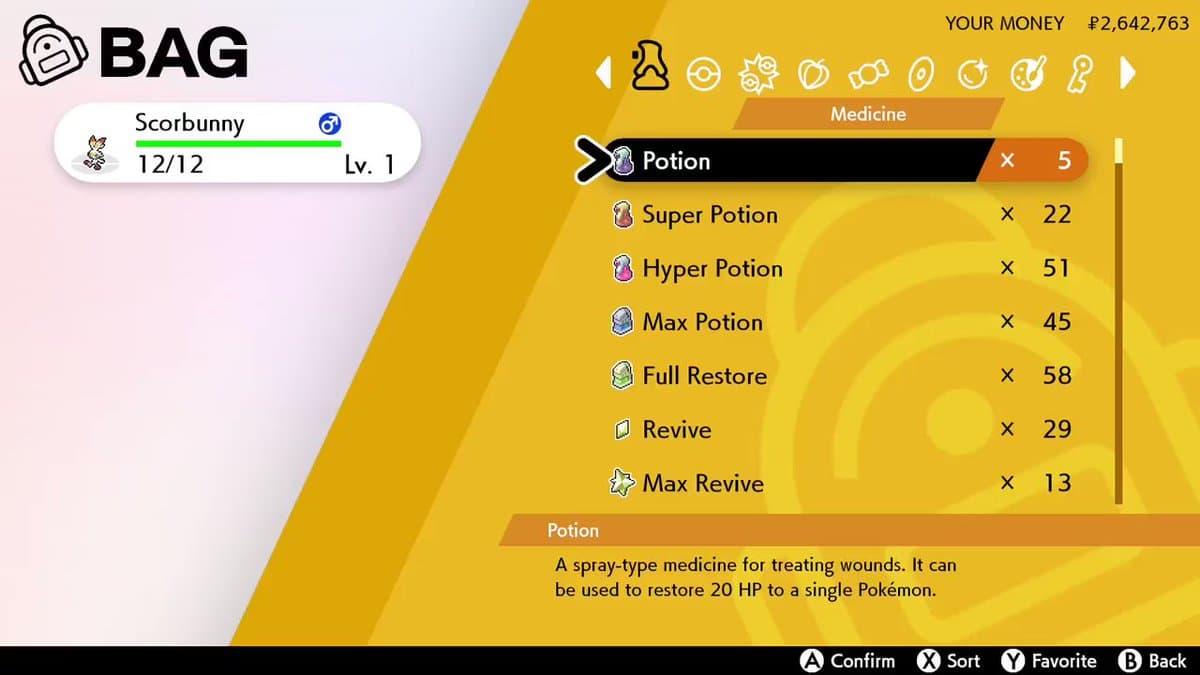 La primera novedad de Las Nieves de la Corona, el nuevo DLC de Pokémon Escudo y Espada