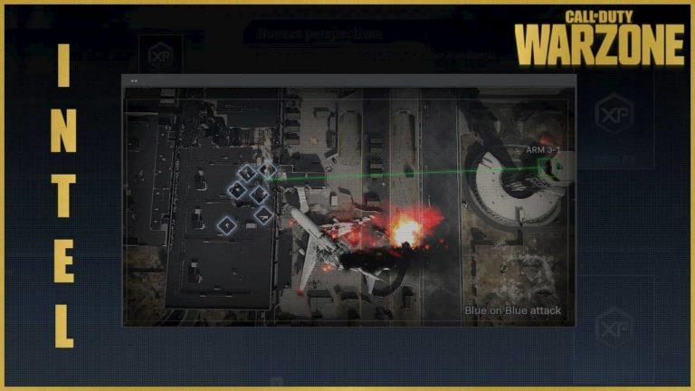 Localización de los objetos intel de Warzone de Nuevas Perspectivas