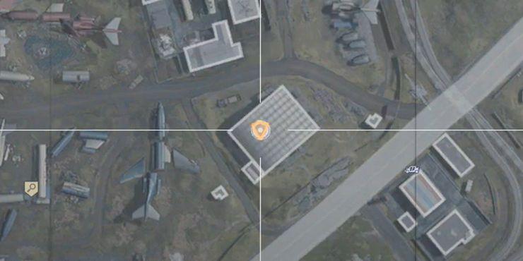 uav reparado warzone