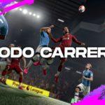 Así será el modo carrera de FIFA 21