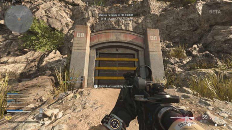 Todas las localizaciones de los bunkeres en Warzone
