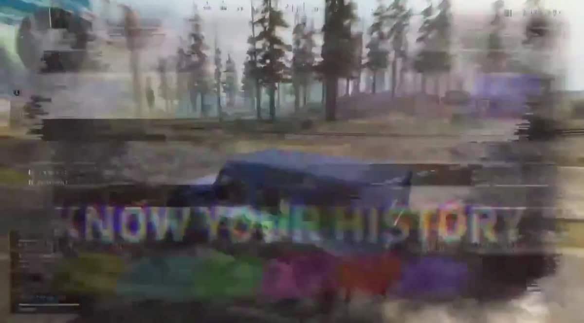 Así está anunciando Activision el nuevo CoD a través de Warzone