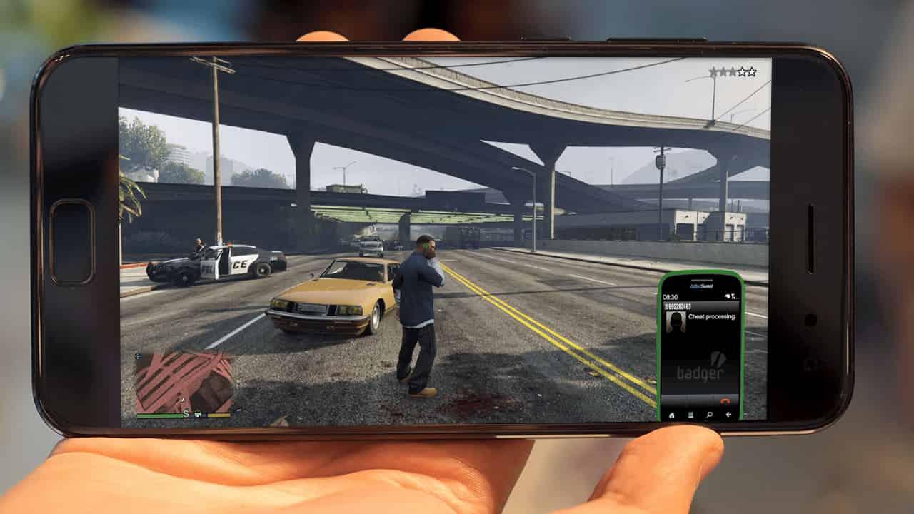 Cómo descargar GTA V para iPhone
