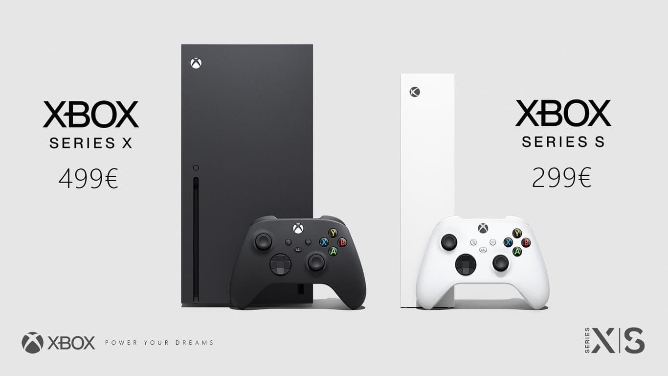 La fecha de lanzamiento de Xbox Series X y S: disponible a partir del 10 de noviembre
