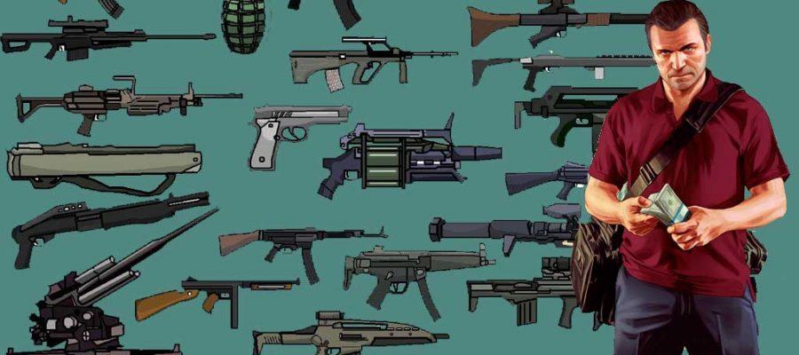 Estas son las mejores armas en GTA V y GTA Online