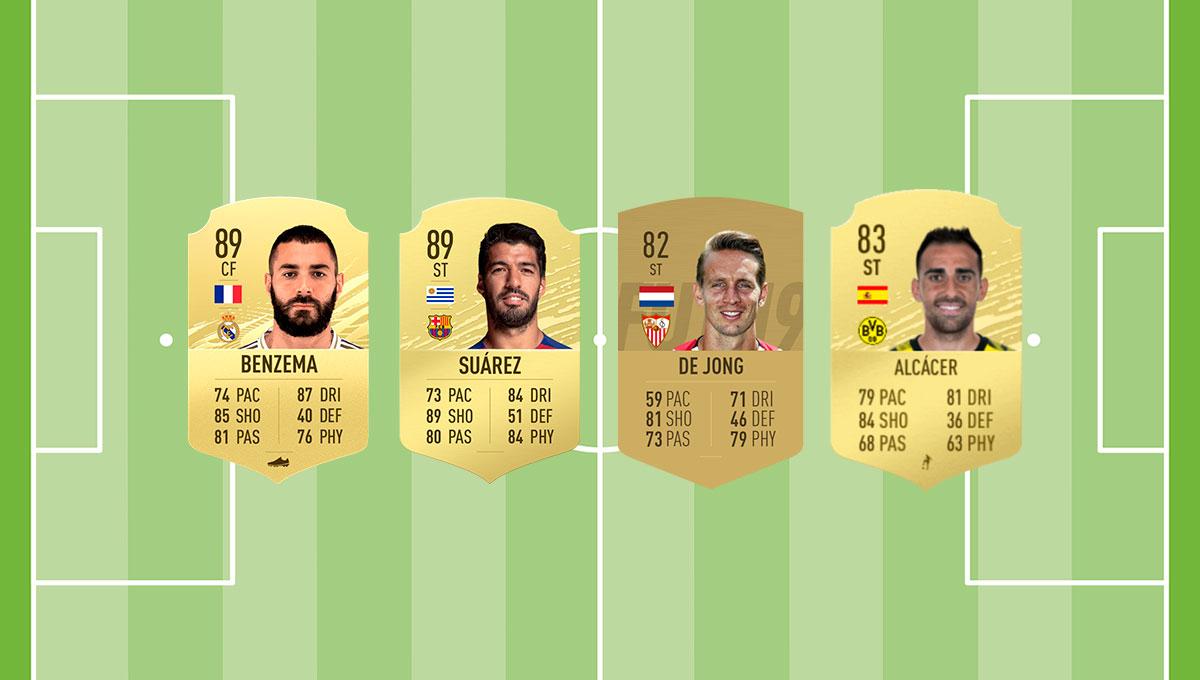 FIFA 21: Mejores delanteros de LaLiga Santander | Kyaooo