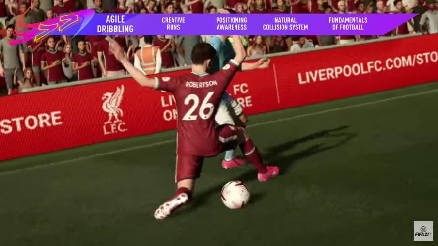 robertson mejores laterales premier league fifa 21