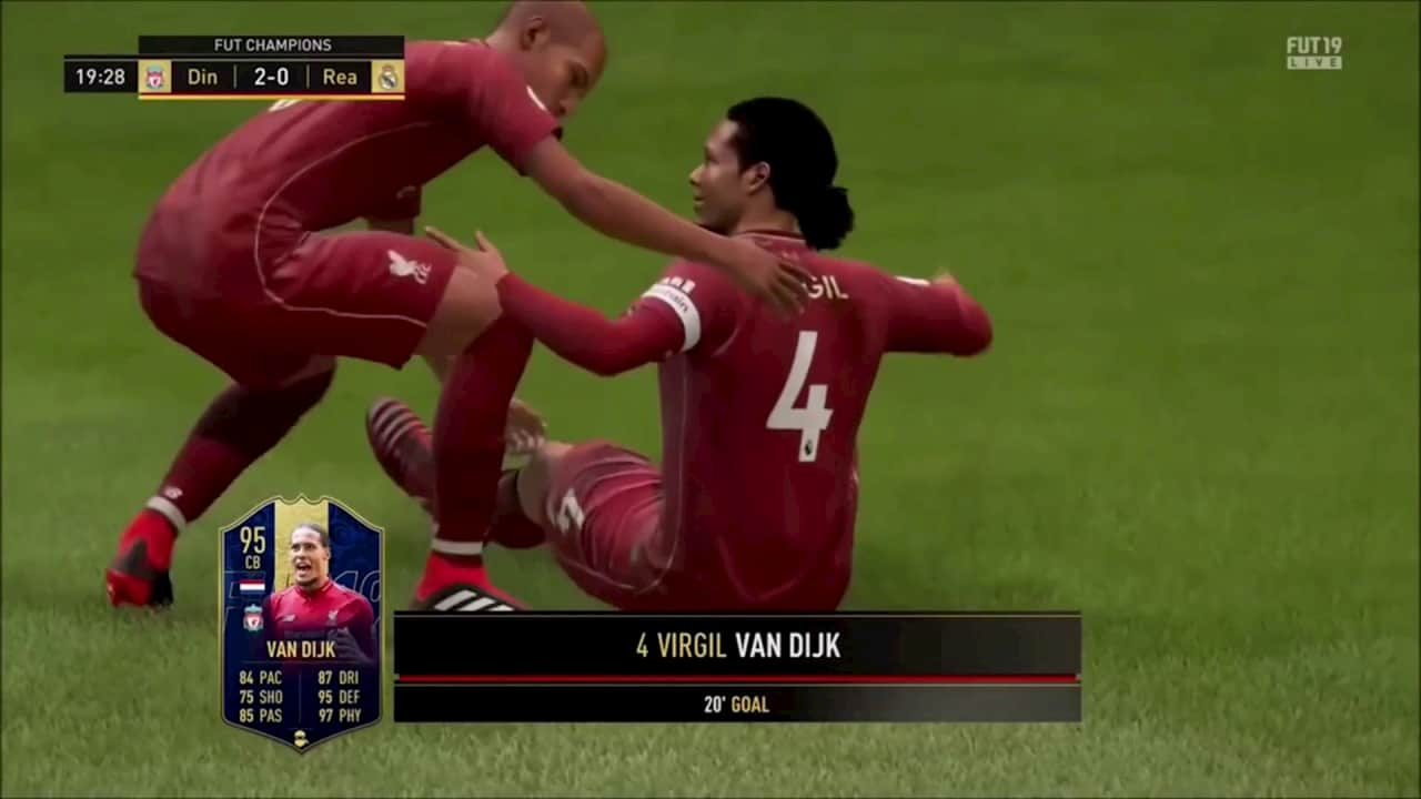 virgil mejores centrales premier league fifa 21 1