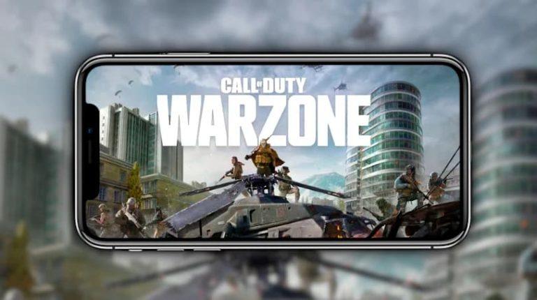 Warzone podría estar para móviles en 2021