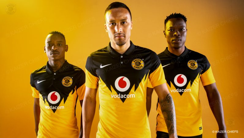 Kaizer Chiefs equipaciones fifa 21