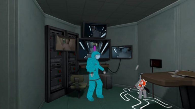 Así es Among Us en Realidad Virtual