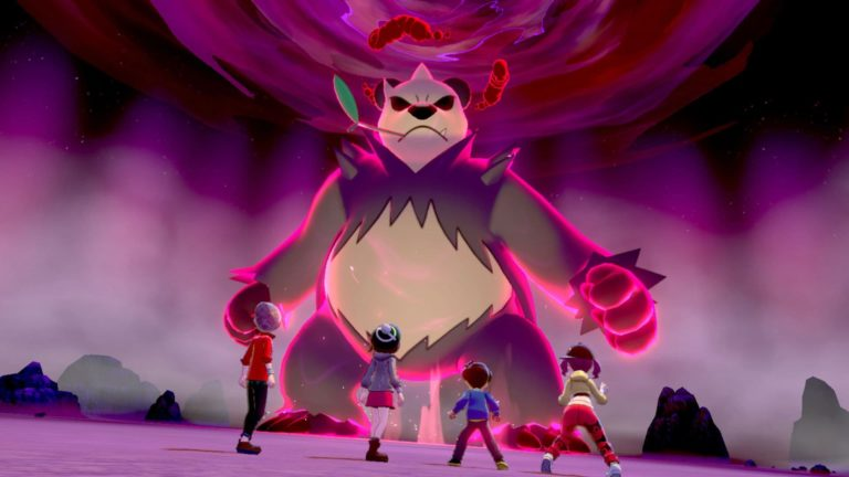 Cómo completar las Aventuras Dinamax más rápido en Nieves de la Corona de Pokémon Escudo y Espada