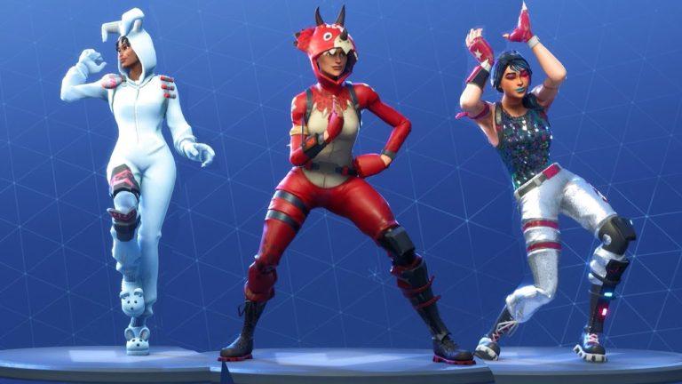 Cómo bailar en el punto más alto y más bajo de Fortnite