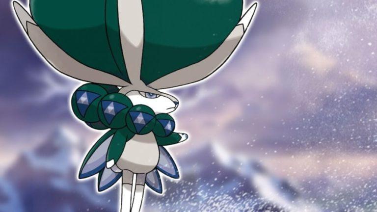 Cómo obtener a Calyrex en Pokémon Escudo y Espada