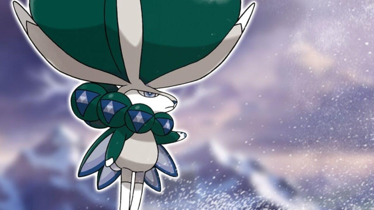 Cómo capturar a Calyrex en Nieves de la Corona de Pokémon Escudo y Espada
