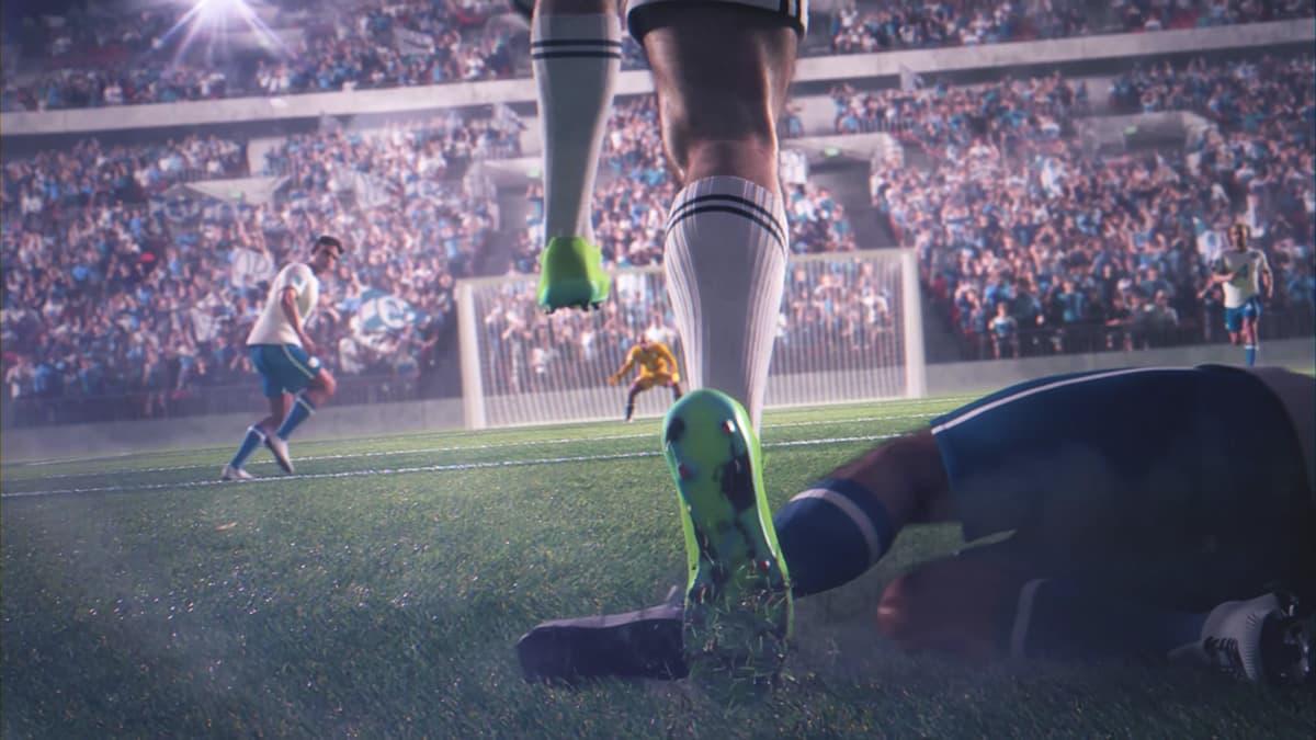 El último bug de FIFA 21 saltando te sorprenderá