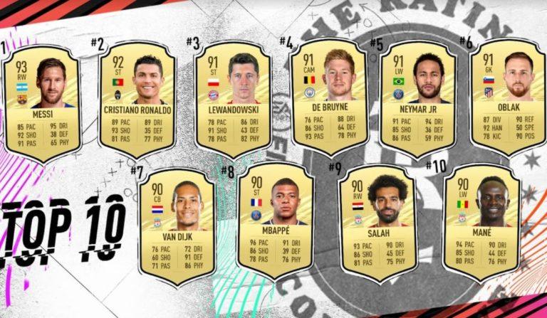 FIFA 21 FUT: los jugadores más baratos con las valoraciones más altas