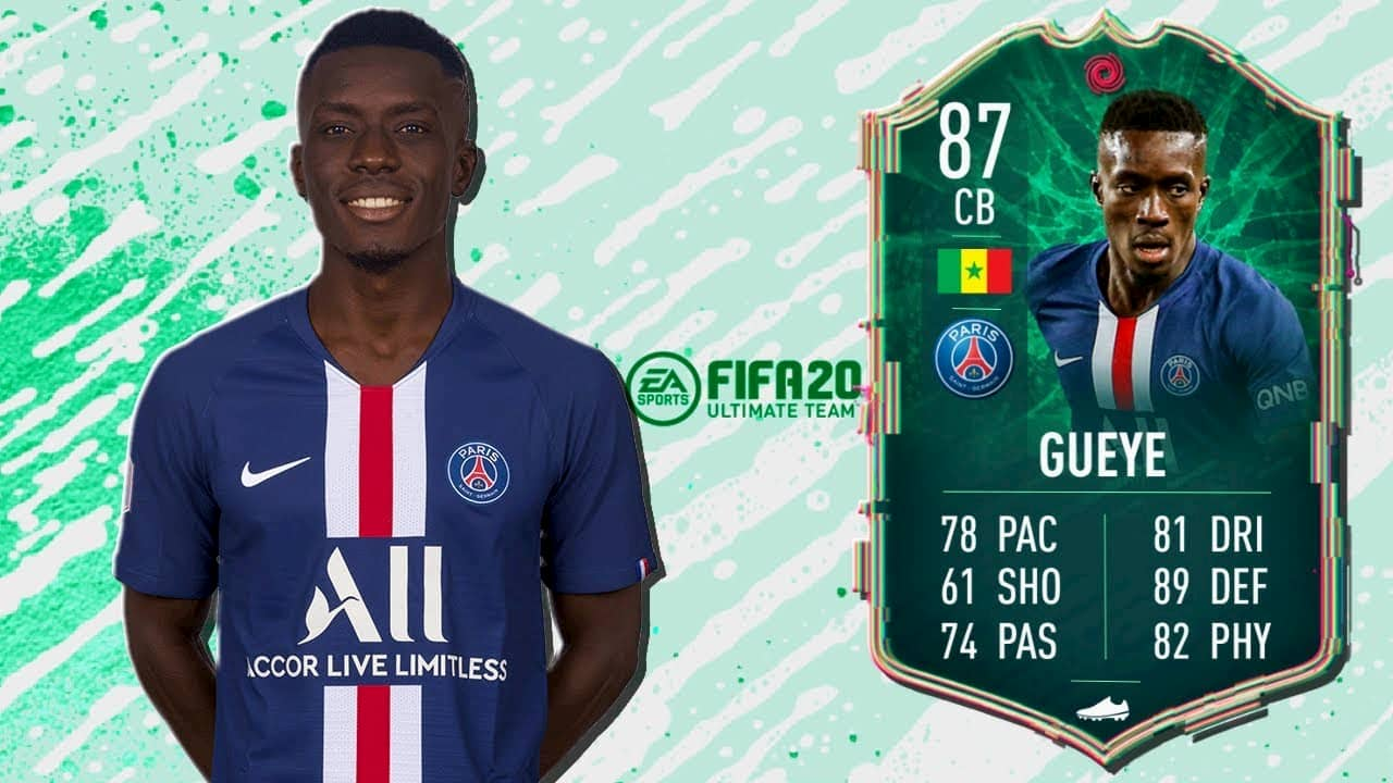 gueye mejores centrocampistas fifa 21 ligue 1 1