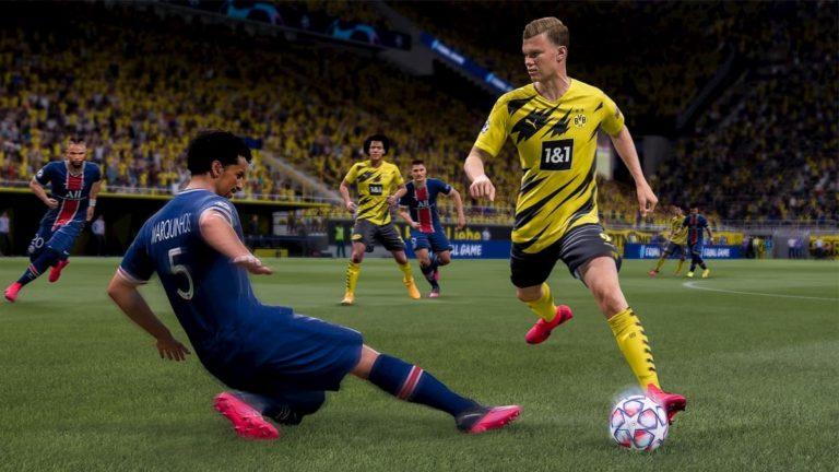 Estos son los jugadores con mejor entrada en FIFA 21