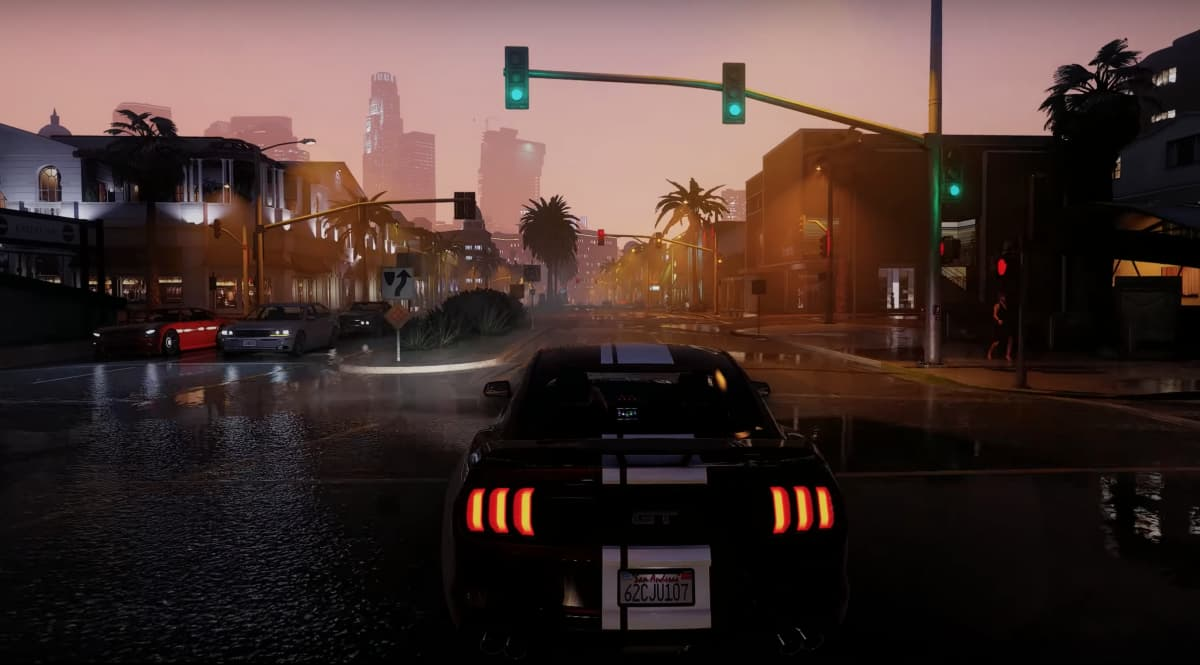 Todas las mejoras que GTA V contará en PlayStation 5