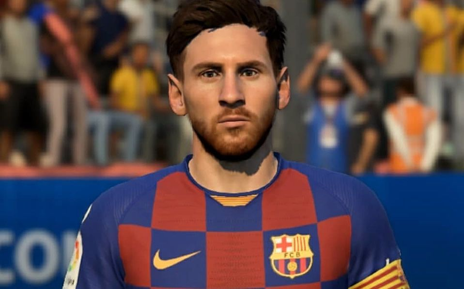 messi fifa 21 modo carrera