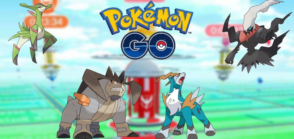Estas son las novedades de Pokémon GO en noviembre de 2020