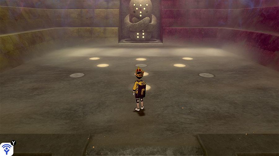 regidrago pokemon escudo espada