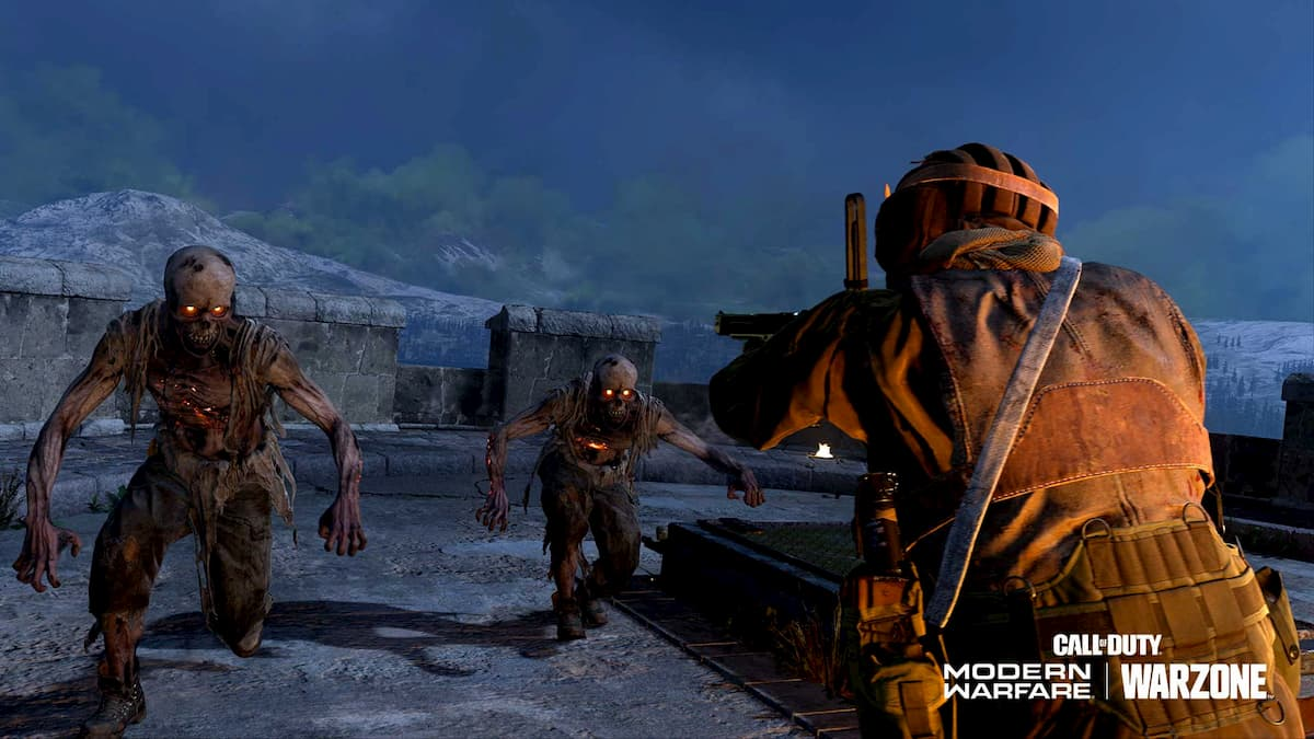 Infinity Ward presenta 'Zombie Royale', el modo de zombis de Warzone   Kyaooo