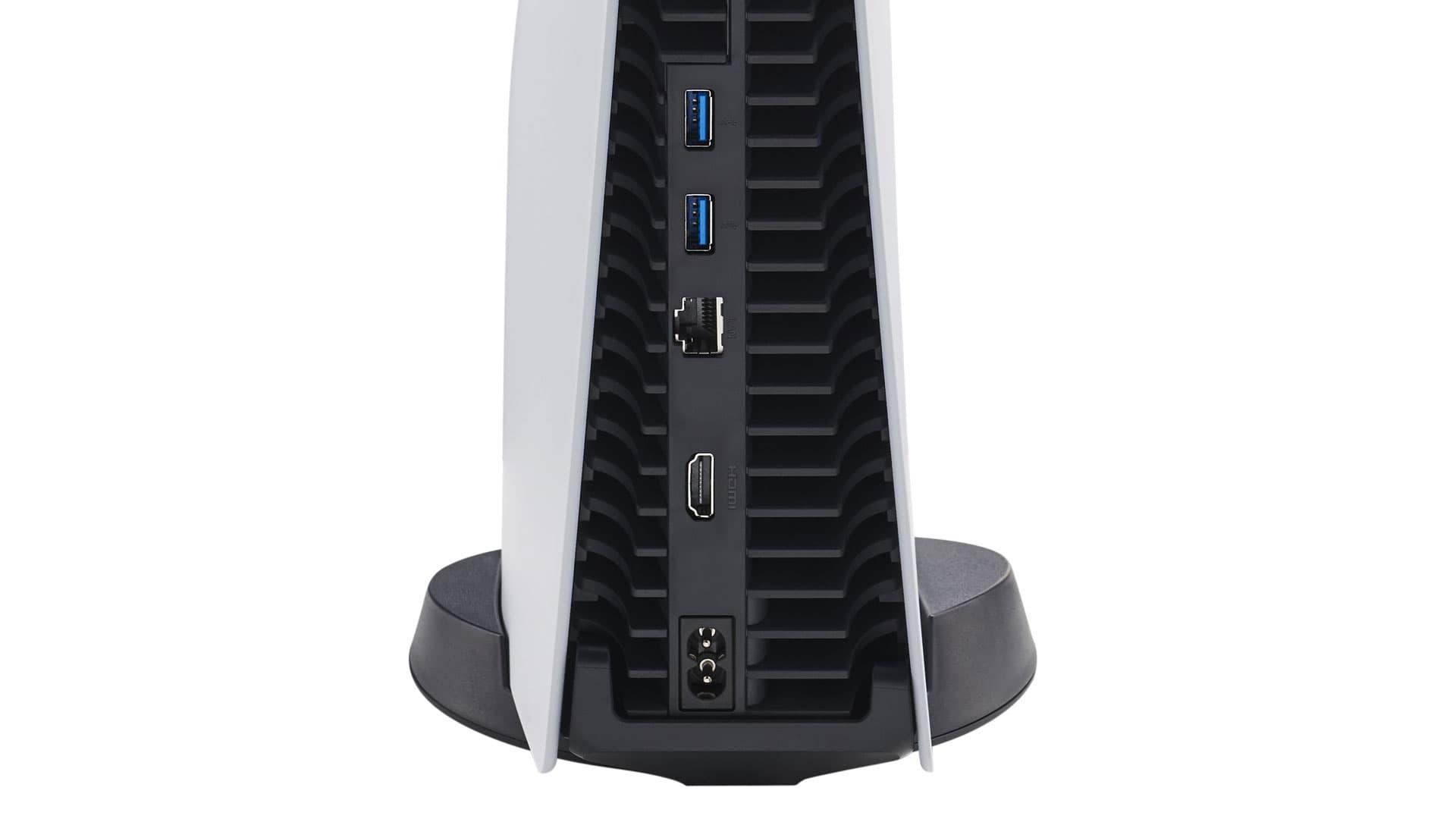 Cómo ampliar el almacenamiento y espacio disponible en PS5