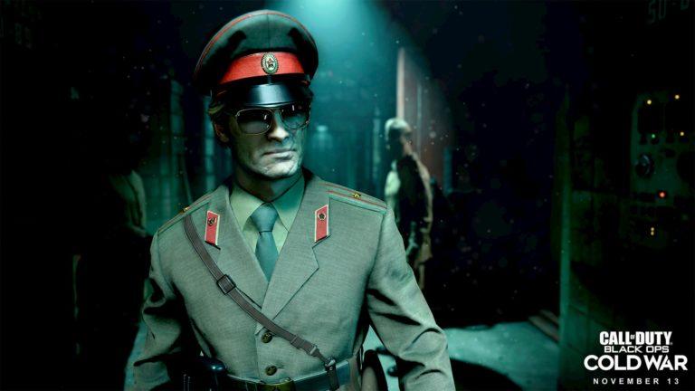 Un bug de PS5 activa la versión de PS4 de CoD: Black Ops Cold War