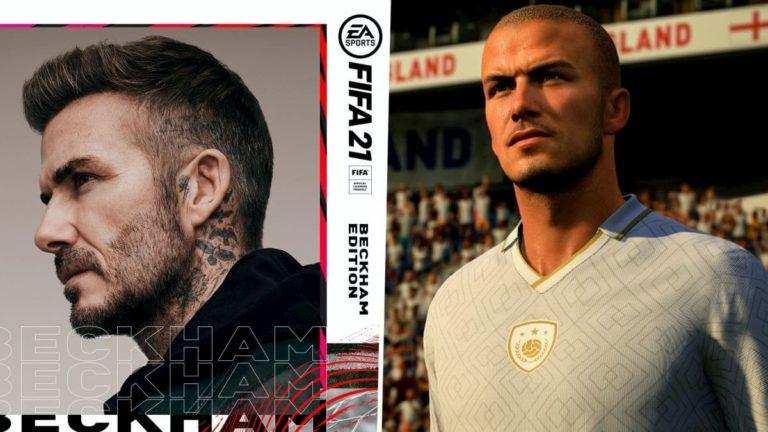 Cómo conseguir gratis a Beckham en el FUT de FIFA 21