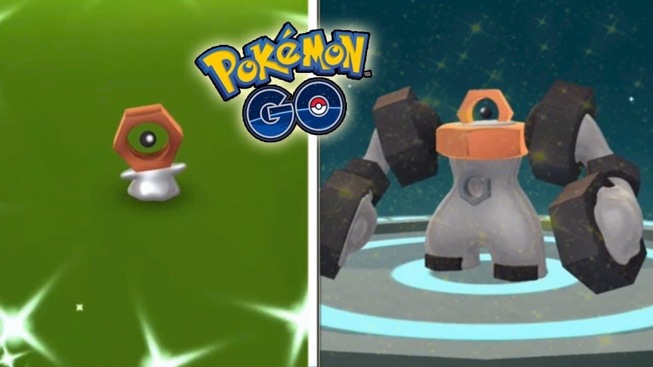 Cómo conseguir a Meltan shiny en Pokémon GO