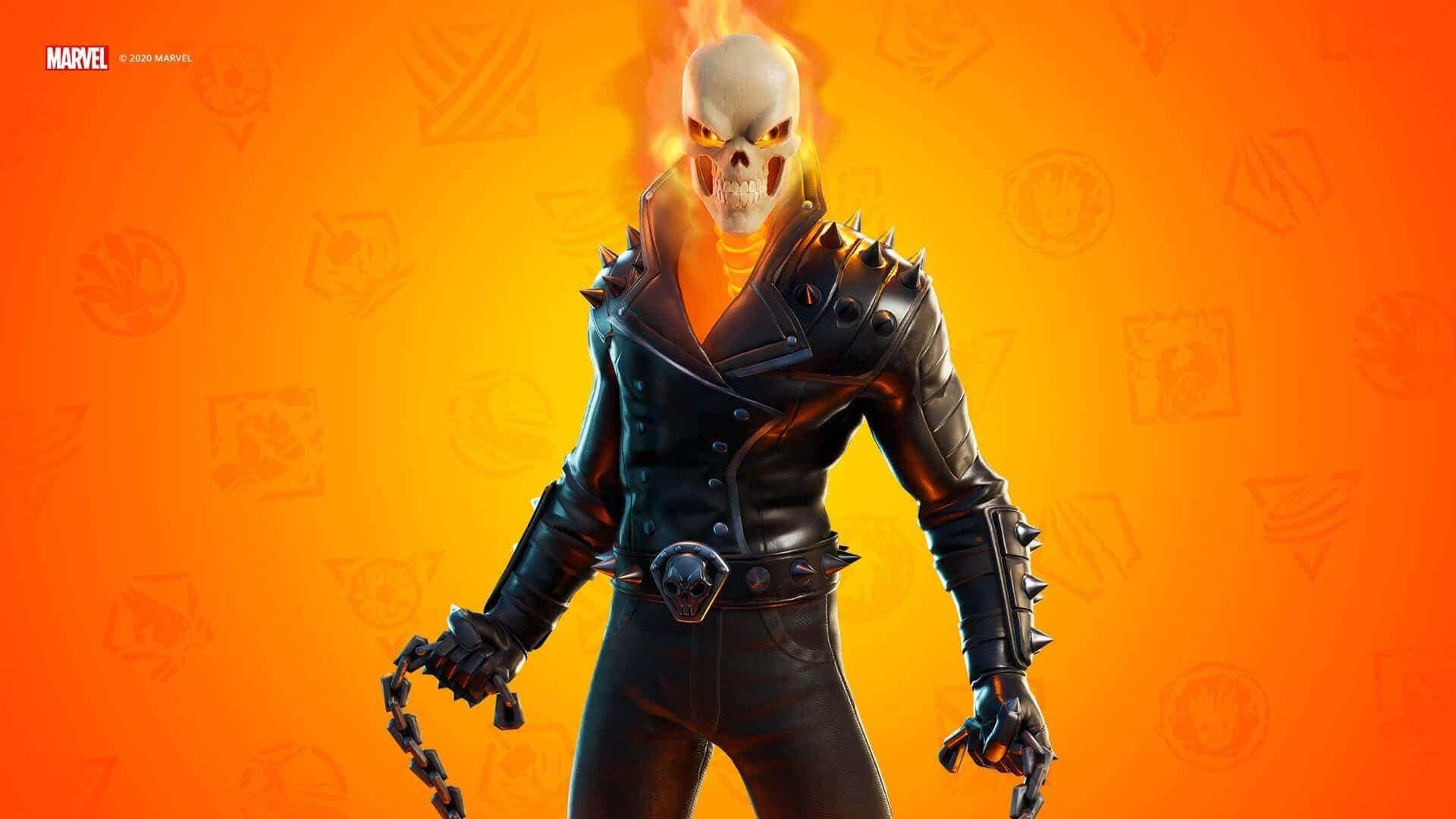 Cómo conseguir gratis la skin de Ghost Rider en Fortnite | Kyaooo