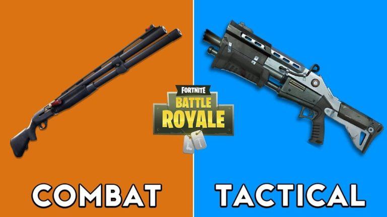 La escopeta táctica volverá a Fortnite en la temporada 5