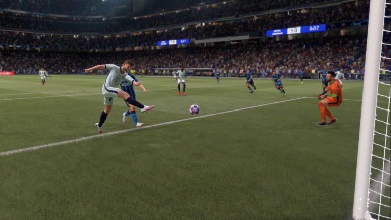 Hacerse un 'Karius': cómo perder un partido de FIFA 21 en el minuto 90 por la cara