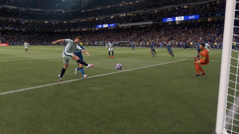 Un estrepitoso fallo de su portero le da la victoria al rival en FIFA 21
