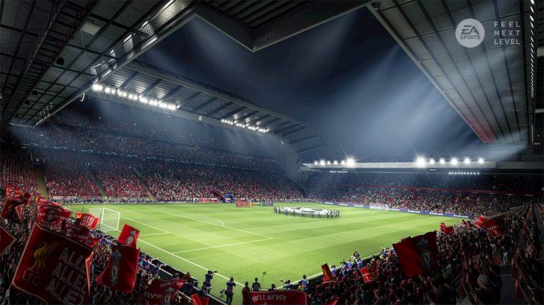 Así se verán los estadios de FIFA 21 en PS5 y Xbox Series X