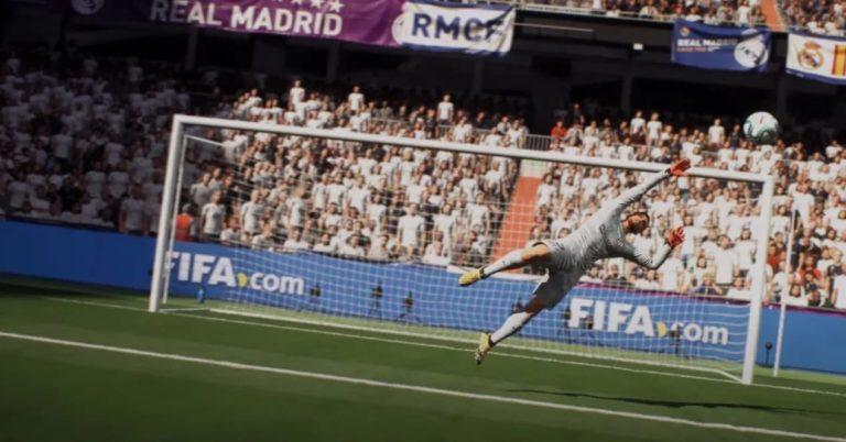 Cómo desquiciarte en FIFA 21 por culpa de porteros sin manos