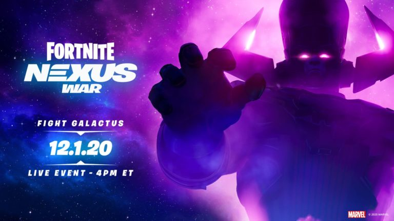Otro villano más apoyará a Galactus en el evento del final de la temporada 4 de Fortnite