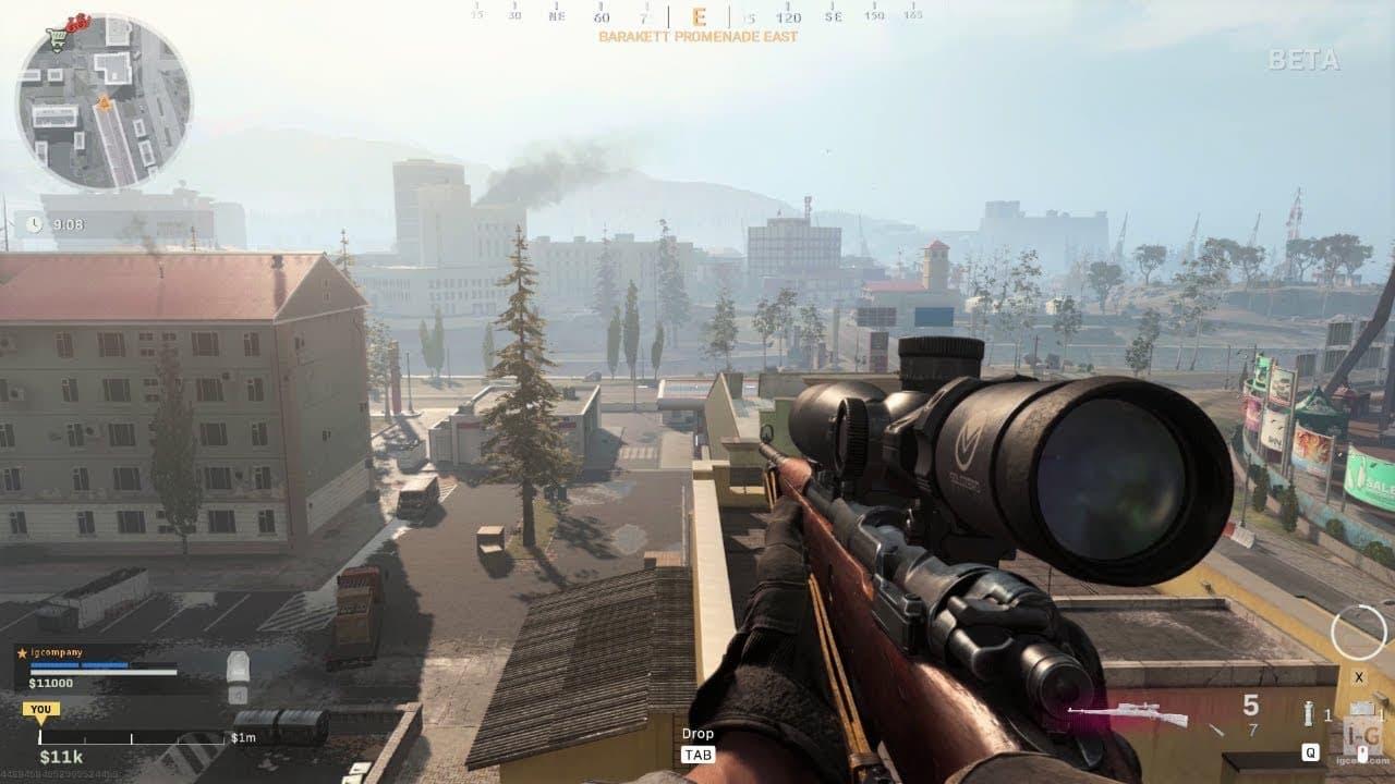 Sniper edition: las mejores jugadas de la semana en Warzone | Kyaooo