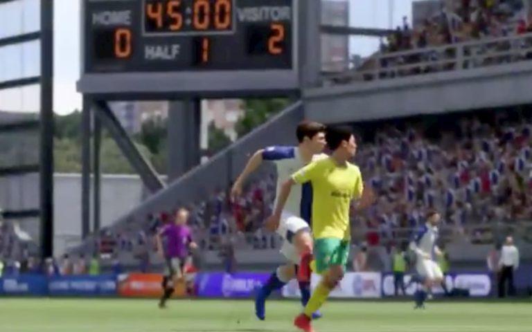 EA Sports, tenemos que hablar. NO podéis tener este marcador en FIFA 22