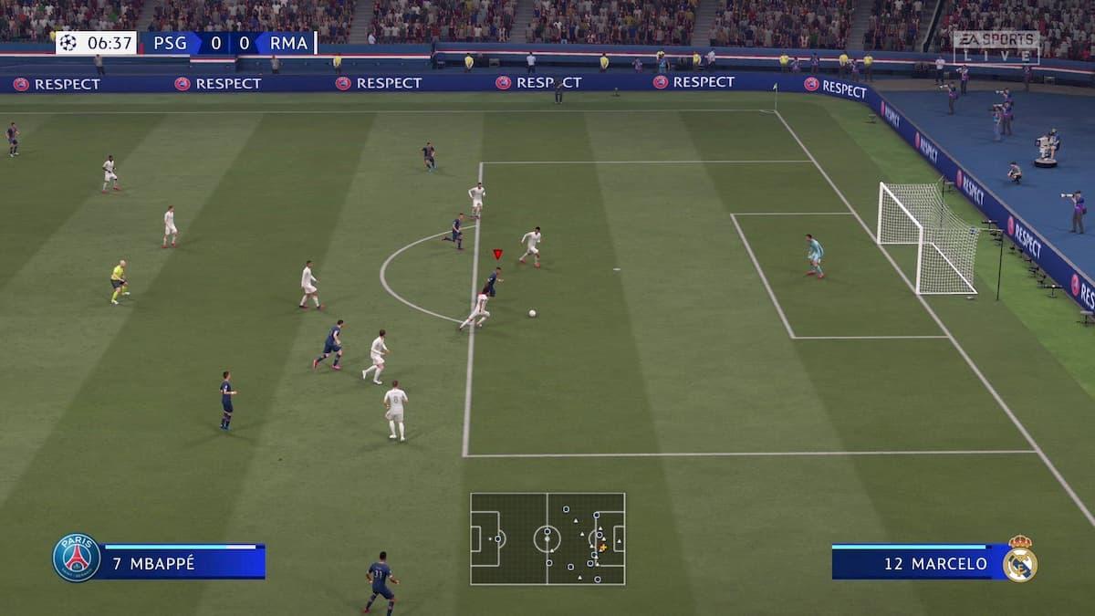 Cómo sacarle el máximo partido a los centros en FIFA 21   Kyaooo