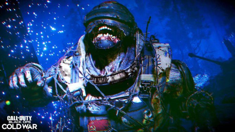 El último parche de Call of Duty: Black Ops Cold War arregla varios aspectos del modo zombi