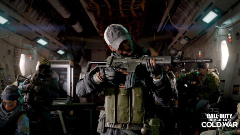 Así será el primer mes de Call of Duty: Black Ops Cold War