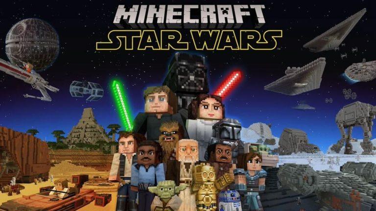 Mojang publica un DLC de Star Wars para Minecraft