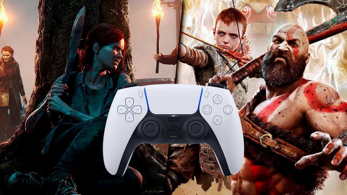 The Last of Us 2 y God of War se adaptarán a la tecnología háptica del Dualsense de PS5