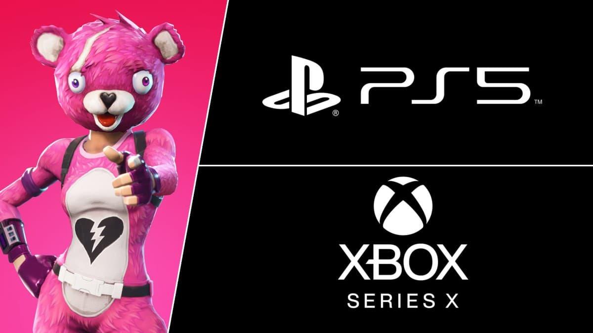 Cómo transferir los progresos de tu cuenta en Fortnite de PS4 a PS5 o de Xbox One a Xbox Series X | Kyaooo