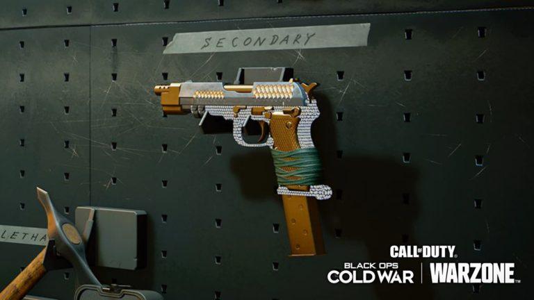 La mejor combinación para las Diamatti en CoD: Black Ops Cold War