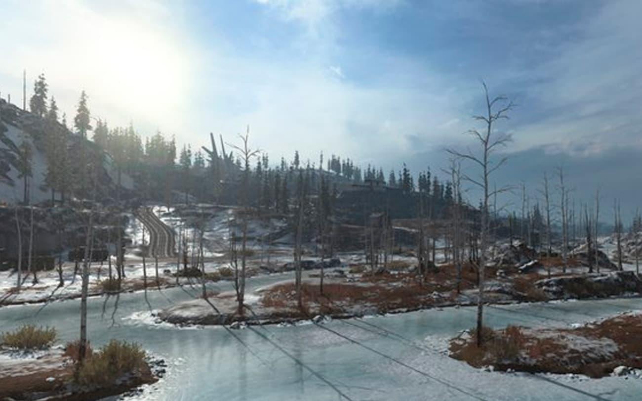Montes Urales podría ser el nuevo mapa de Warzone   Kyaooo